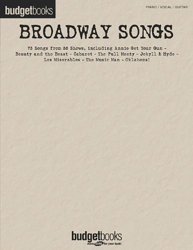 broadway-songs-budget-books
