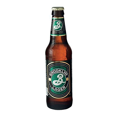 Brooklyn lager blond 5.2 ° 35.5 cl - 6 x 35,5 cl