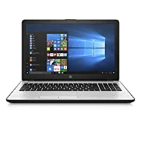 Hp 15-bs0031wm Laptop 15.6 Inches LED Laptop - Intel i3-7100U 2.4 GHz, 4 GB RAM, 1000 GB HDD, Intel UHD Graphics 620, Windows 10, Silver