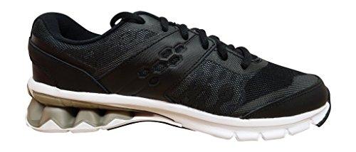 Nike Wmns Reax Run 10, Chaussures de Running Entrainement Femme Noir (Noir / Blanc-Cool Grey)