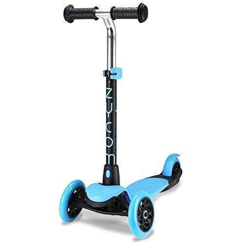 Zycomotion 205-365 Zycom Kinderscooter Zing, Roller, Kickboard, Blau/Schwarz