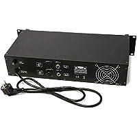 Cablematic PD200amplificatore audio 120W rack prezzi su tvhomecinemaprezzi.eu