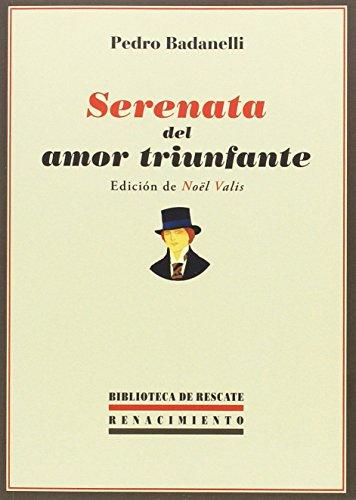 Serenata del amor triunfante (Biblioteca de Rescate)
