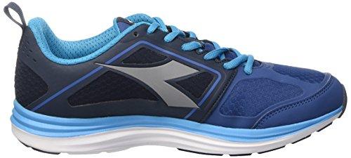 Diadora Herren Nj-404-3 Trainingsschuhe Multicolore (C3560 Blu Classico/Ombra Blu)