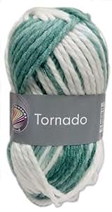 Grundl Tornado fil, noir/blanc _ P