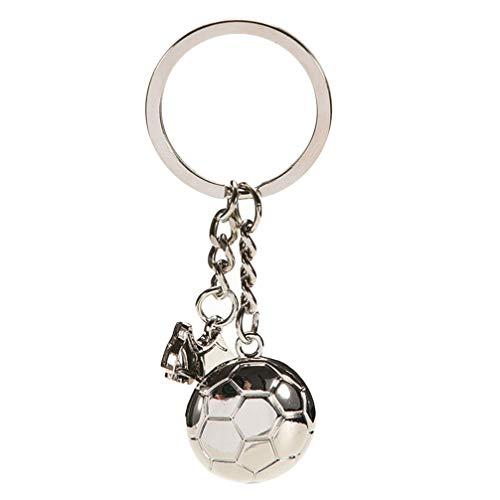 Toporchid Fußball Schlüsselanhänger Anhänger Tasche Fußball WM Fans Kleine Geschenke Sportveranstaltungen Gedenkgeschenke (Schuhe Fußball)