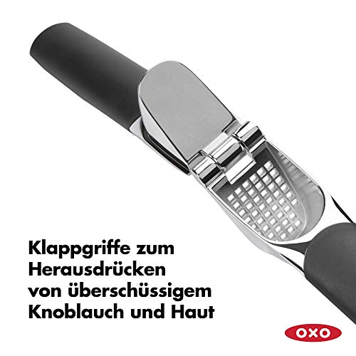 OXO Good Grips 11107400MLNYK Knoblauchpresse - 5