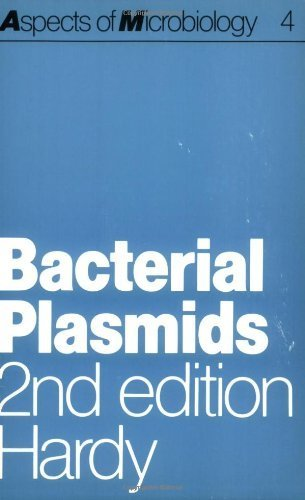 Bacterial Plasmids (Aspects of Microbiology) 2nd Edition by Hardy, K. (1986) Paperback