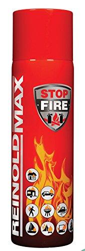 feuerloescher spray ReinoldMax STOP FIRE Universal  Feuerlöschspray 500ml