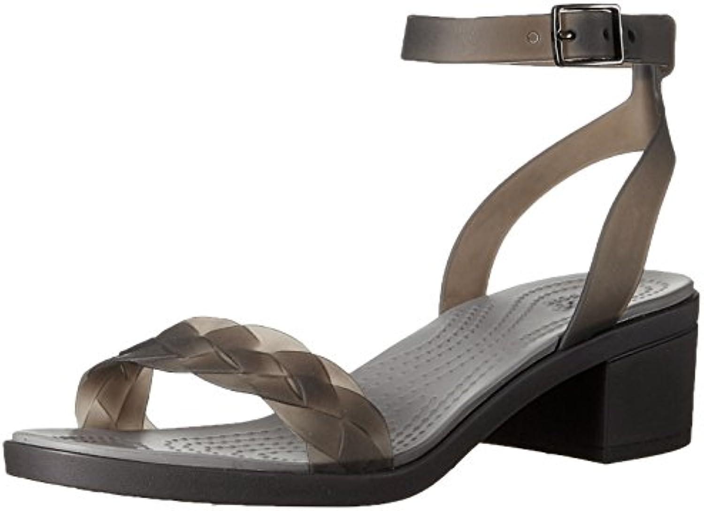 Crocs - Isabella Block Heel, Infradito Donna | Materiali Materiali Materiali Di Alta Qualità  b48daa