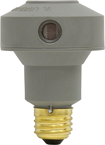 GE Extended Base Automatic Light Control 18266 by General Electric (Base General Electric)