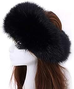 Gorro de Invierno Estilo Ruso piel sintética Cossack Sombrero Hat 46c67e4cd0e