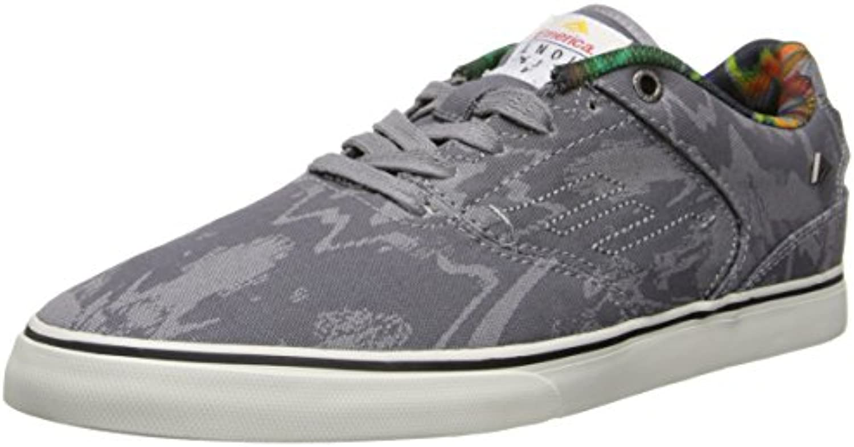 Emerica Skate Shoes Reynolds Low Vulc Altamont Gray Size 12  -