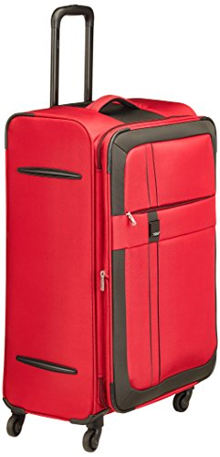 TITAN SPACE 4w Trolley L erweiterbar, red, 376404-10 Koffer, 76 cm, 93 Liter, Red