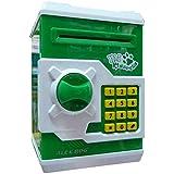 Hucha Caja mascotas verde