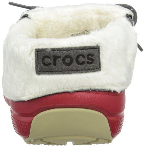 Crocs Blitzen Convertible, Sabots Mixte Adulte Rouge (Dark Red)