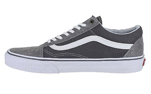 Vans Herren Old Skool Plateau SURPLUS FROST GRAY