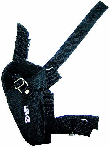 Kostüm Oberschenkelholster - Swiss Arms Oberschenkelholster aus Cordura mit Magazintasche, 201246