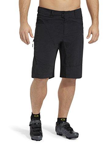 Gonso Herren Bike Shorts Pepper, Black, XXL, 15013