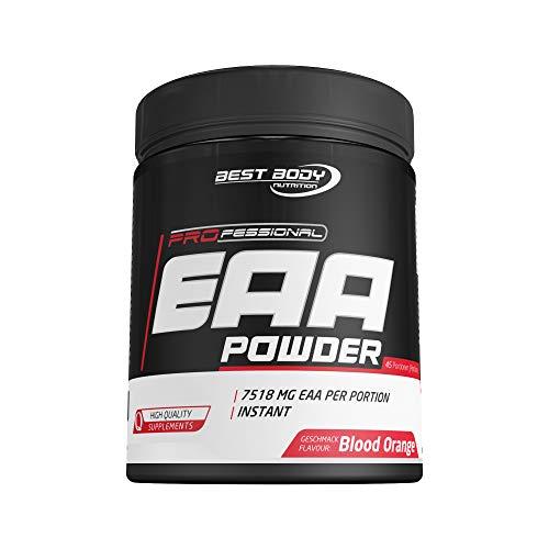 Best Body Nutrition Professional EAA Powder Blood Orange, 450 g