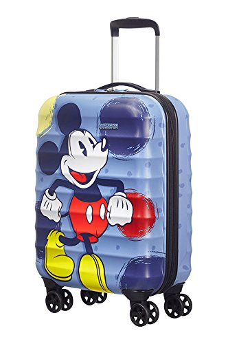 f984f10f0a American Tourister Trolley in 3 diverse misure opaco Disney Edition Palm  Valley Spinner Minnie - Mickey