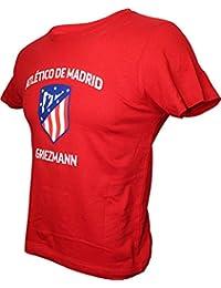 Atlético de Madrid Camiseta Infantil Team - Rojo - Griezmann - 7
