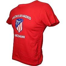 Atlético de Madrid Camiseta Infantil Team - Rojo - Griezmann - 7 ea0b88388db41
