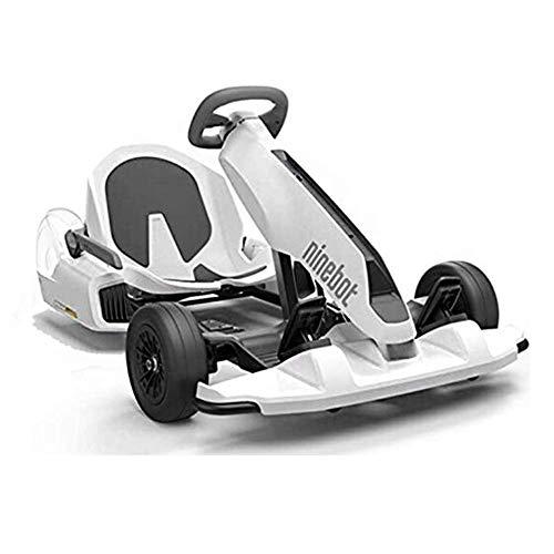 TOOSD 16-Zoll-Pedal-Gokart, Ginebot-Gokart-Kit für den Segway Minipro-Transporter (Selbstausgleichender Roller im Lieferumfang enthalten), Große Rennstrecke für Kinder und Erwachsene,