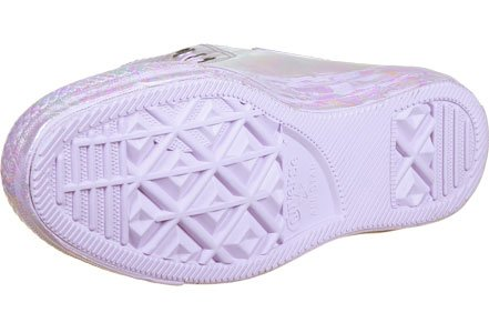 Converse All Star Hi Donna Sneaker Rosa Pink