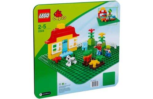 LEGO® DUPLO groß grün Building Teller–2304