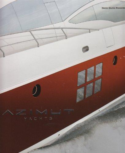Azimut yachts. Ediz. inglese