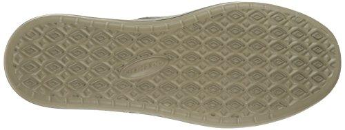 Skechers Define-Gurgen, Chaussures de Sport Homme Gris (Char)