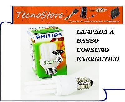 10Stück-Lampe Energiesparende Philips E278Watt