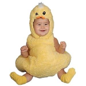 Dress Up America Disfraz de Pato Lindo bebé