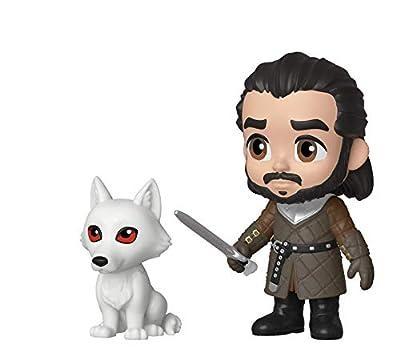 Funko 37773 5 Star: Game of Thrones S10: Jon Snow Collectible Figure, Multicolour