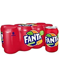 Fanta Fruit Twist 8 x 330ml Cans