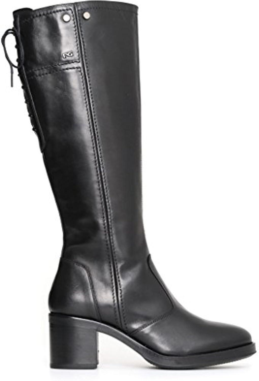 Nero Giardini Mujer Zapatillas Altas Negro Size: 39
