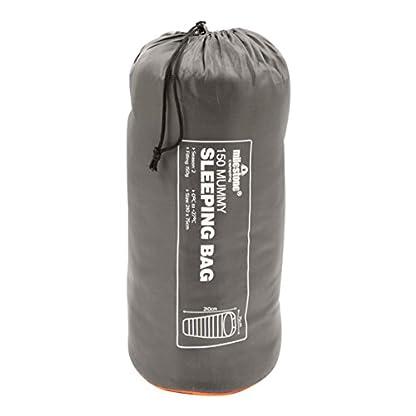 Milestone Camping Mummy Sleeping Bag 7