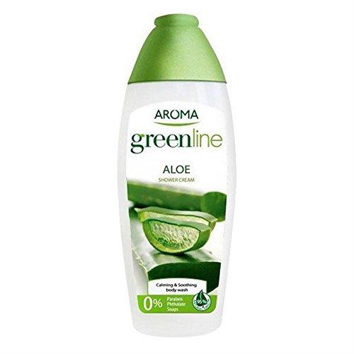 Aroma Green Line Gel Aloe Vera 400 ml