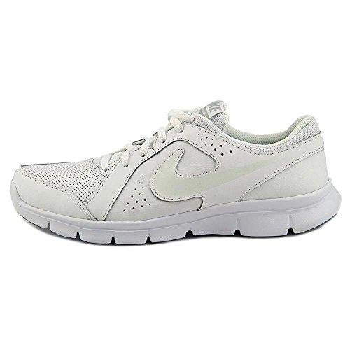 Nike Flex Experience, Chaussures de running garçon Blanc (blanc / blanc - blanc)