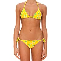 Arena Lemons Triangle Women's Bathing Suit, women's, Lemons Triangle