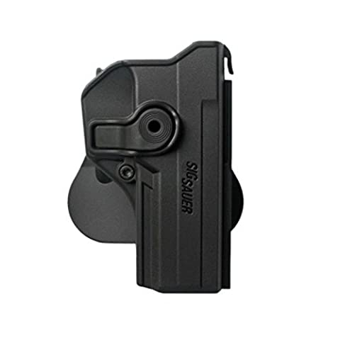 IMI Defense Conceal Carry Tactical Roto Retention Polymer Holster For Sig Sauer P250 Full (9mm/.40/357)