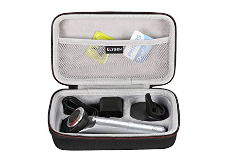 LTGEM Case Tasche für Philips OneBlade Pro QP6520/30 QP6510/30 Styling Shave Precision Trimming Comb