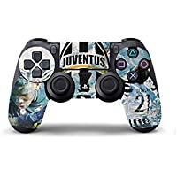 JUVENTUS POGBA DYBALA Skin Cover Joystik PS4 HD CONTROLLER WIRELESS DUALSHOCK 4 PLAYSTATION 4 limited edition DECAL ADESIVA