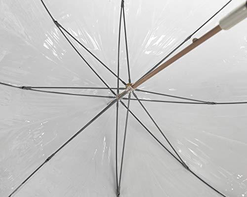Paraguas transparente Ezpeleta