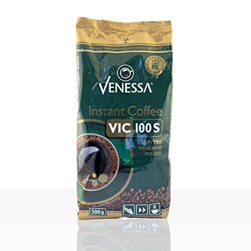 10 x Venessa VIC 100 S Instant Kaffee 500g