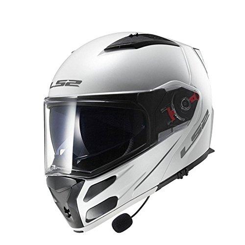 Casco moto nphm casco antiappannante da uomo con visiera aperta doppia lente auto sportiva moto casco integrale full-cover quattro stagioni con bluetooth,c-xl