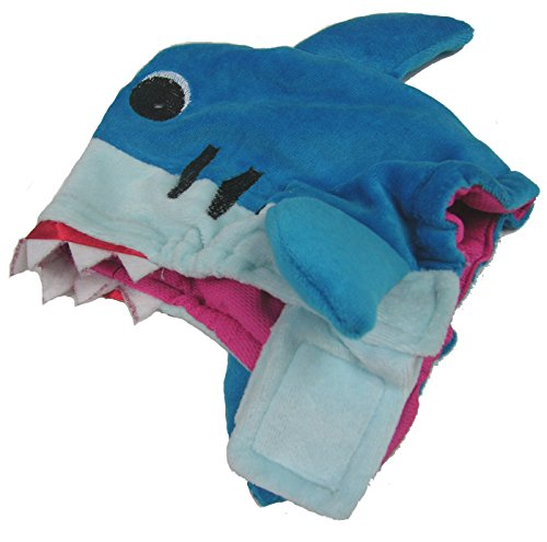 Shark Head Dog costume travestimento di Halloween