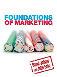 Foundations of Marketing by David Jobber (2009-03-01)