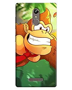 Gionee S6s Back Cover By FurnishFantasy